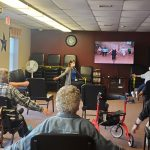 Albright Life- Seated Fitness