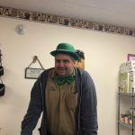Todd on St Patty_s Day